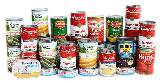 urgent need canned food drive part 2 the salvation army